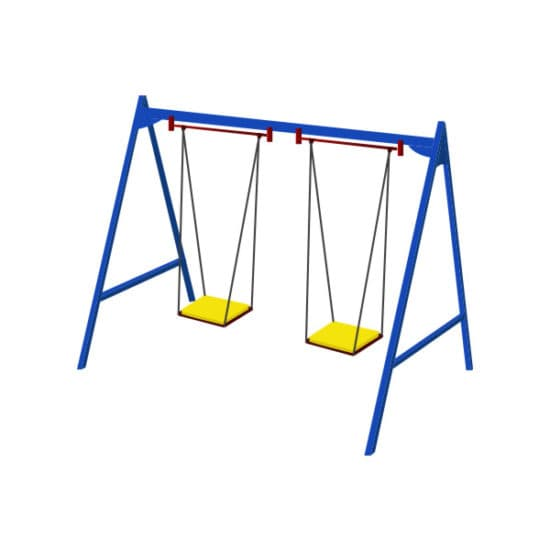 Качели для детской площадки Ветерок-2 СКИ 010-С