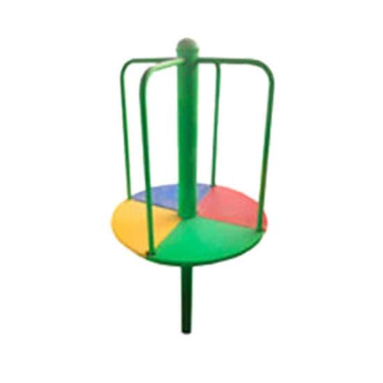 Карусель для детской площадки Ромашка СКИ 021