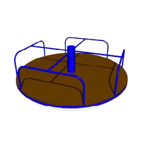 Карусель для детской площадки Забава СКИ 012