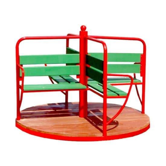 Карусель для детской площадки Астра СКИ 020