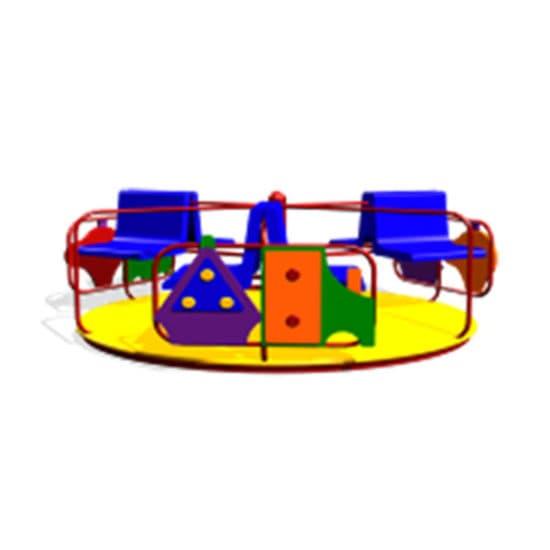 Карусель для детской площадки Транспорт СКИ 014