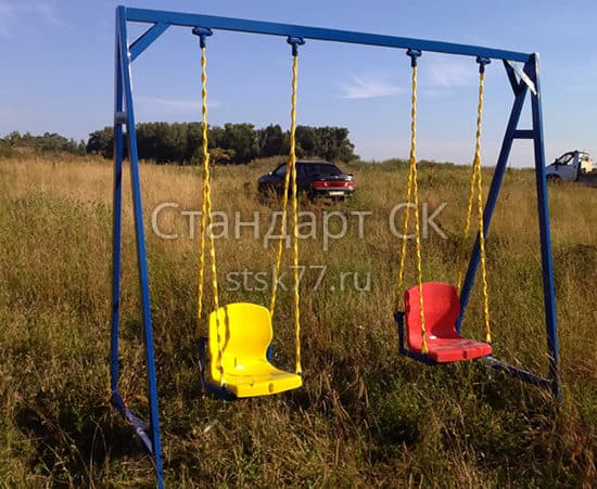 Качели детские Ветерок-2 СКИ 010