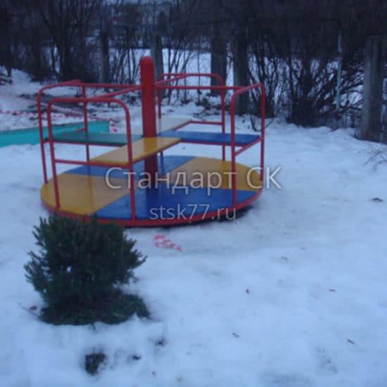 Карусель детская Весна СКИ 022