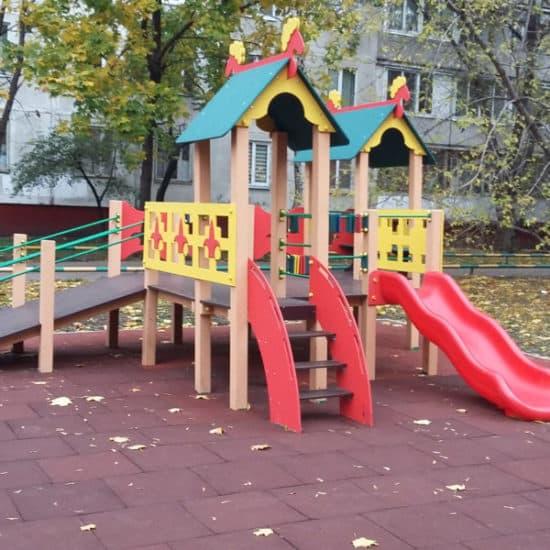 Купить детскую площадку для улицы