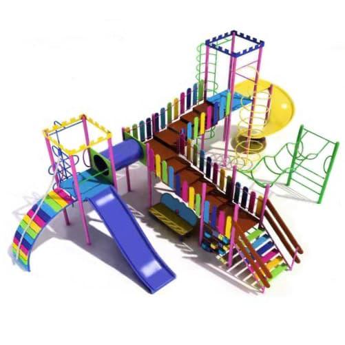 Уличный игровой комплекс ДК-12 СКИ 094 для детей