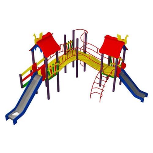 Детский Игровой комплекс ДК-21 СКИ 103 для уличной площадки