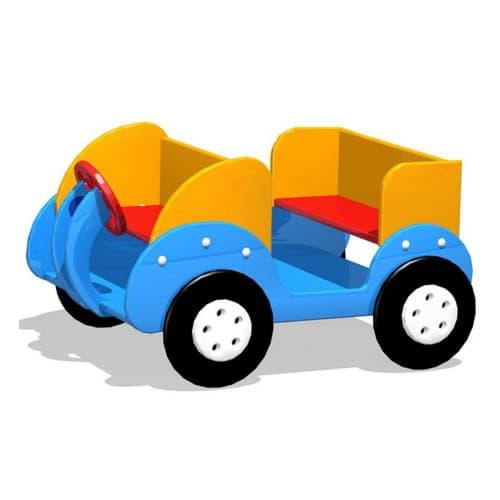 Машинка для детской площадки Багги СКИ 063