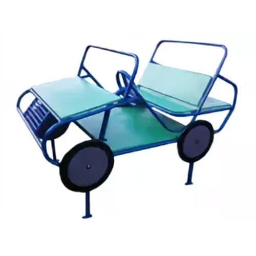 Машинка для детской площадки Джип СКИ 068