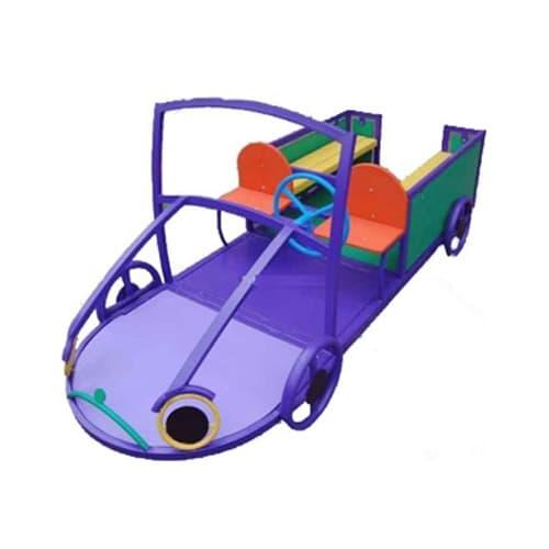 Машинка для детской площадки Гонщик СКИ 124