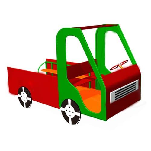 Домик - машинка для детской площадки Грузовичок СКИ 067