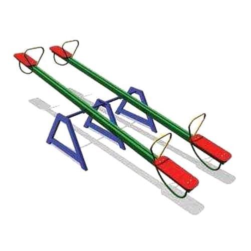 Качели балансир для детской площадки Двойная СКИ 040