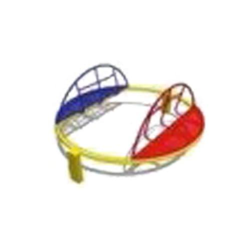 Детские качели балансир Кольцо СКИ 037