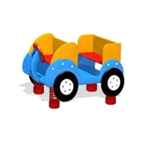 Качалка на пружине для детской площадки Багги СКИ 110