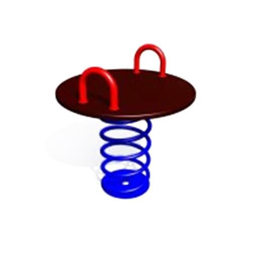 Качалка на пружине для детской площадки Одиночная СКИ 122