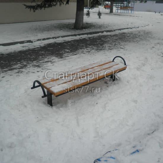 Скамейка уличная СКП 019 СМ-3