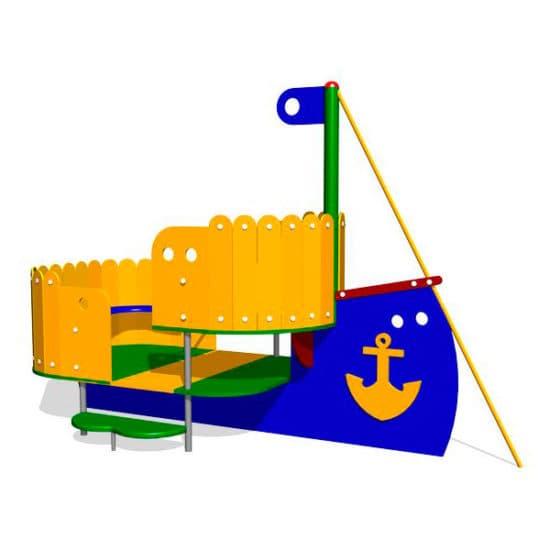Кораблик для детской площадки Мореплаватель ЗНИМ 032
