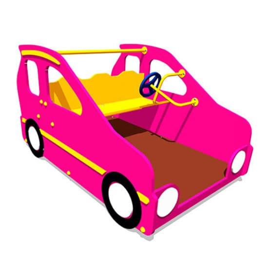 Машинка для детской площадки Мини ЗНИМ 108