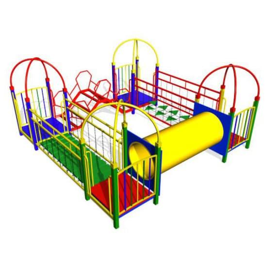 Детский игровой комплекс Енот ЗНКД005