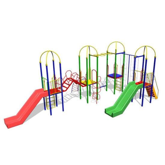 Детский игровой комплекс Ягуар ЗНКД012