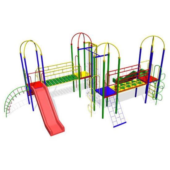 Детский игровой комплекс Калахарский лев ЗНКД013