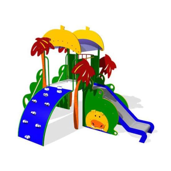 Детский игровой комплекс Африка ЗНКД046